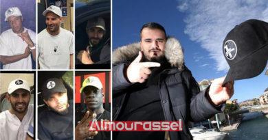 Ce jeune tunisien séduit  les stars du foot avec ses casquettes (Photos)