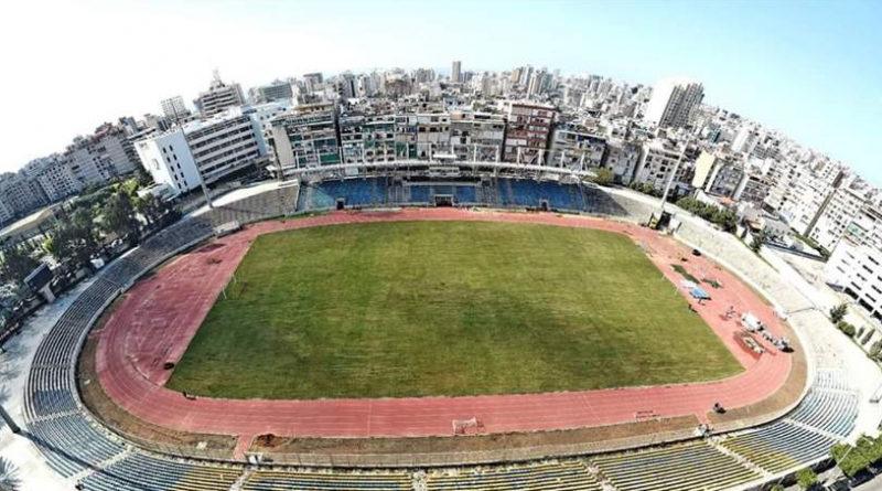 الملاعب اللبنانية تتحول إلى مستشفيات ميدانية لإيواء جرحى الإنفجار