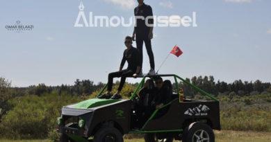 نابل: 3 اخوة ينجحون بإمكانياتهم الذاتية في تصميم وتصنيع سيارة متهيئة للتنقل في المسالك الريفية والوعرة (صور)