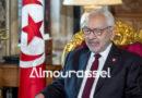 """الغنوشي : نعيش """"انقلابا"""" على المسار الديمقراطي.. وياسمين تونس لن يجف"""