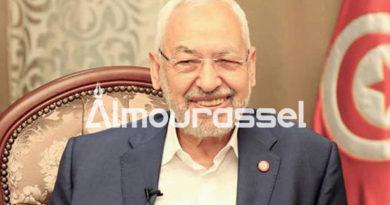راشد الغنوشي: نتوقع من العالم أن يقف مع الشعب التونسي في نضاله من أجل استعادة الديمقراطية