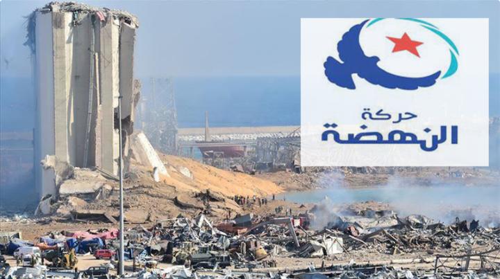 قيادات من النهضة متورطة.. الأمونياك الذي فجر مرفأ بيروت خرج من قابس
