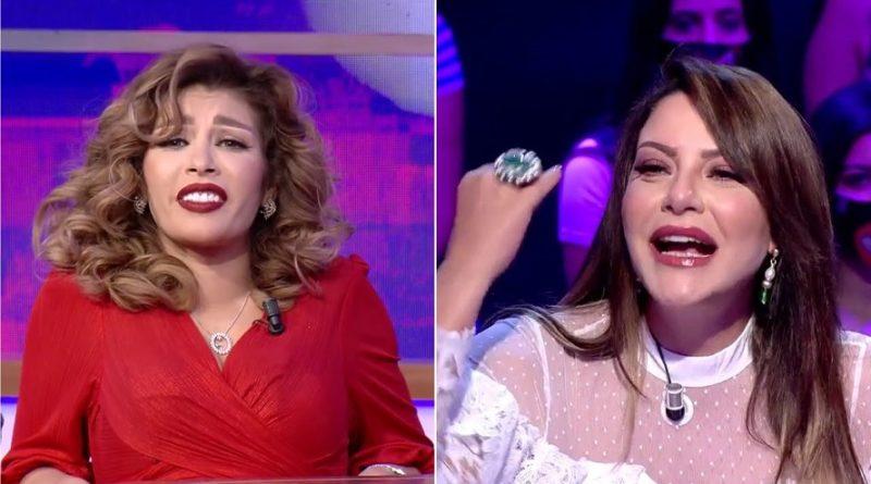 """بيّة الزردي تهاجم زازا :""""يا فاشلة.. عملت المستحيل حبيتني نفضح زملاءك"""" (فيديو)"""